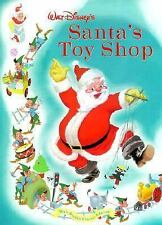 Santa's Toy Shop by Disney Book Group Staff, Kiki Thorpe and Monique Peterson (2