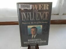 Power and Influence: Mastering the Art of Persuasion