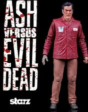 "NECA STARZ TV - ASH vs EVIL DEAD -  ASH - VALUE STOP - 7"" ACTION FIGUR - NEU/OVP"