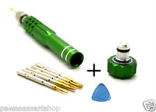 6 in 1 Gold Series Screwdriver /opening toolkit For iPhone 4,5,5s,Android phones