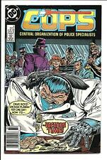 COPS # 6 (CENTRAL ORGANIZATION OF POLICE SPECIALISTS, WINTER 1988), NM-