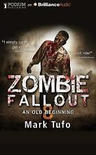 Zombie Fallout: Zombie Fallout 8 : An Old Beginning 8 by Mark Tufo (2015, CD,...