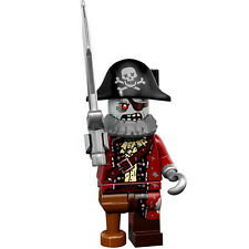 Lego Collectible Minifigures 71010 Series 14 Zombie Pirate Original Sealed Pack