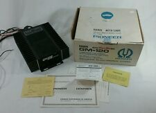 Vintage Pioneer GM-120 component car stereo Amp Amplifier untested in box