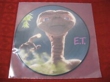 LP OST JOHN WILLIAMS E.T. The Extra-Terrestrial   Picture Disc Limited Edition
