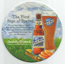 16 Blue Moon The First Sign Of Spring Valencia Grove Amber   Beer Coasters