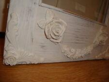Fancy Baroque Corner w/Rose Applique* Pair L&R. Furniture Architectural Resin #1