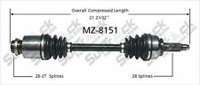 SurTrack MZ8151 Right New CV Complete Assembly