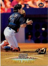 1999 Topps Stadium Club Chrome Refractor # SCC13 - Mike Piazza - NY Mets