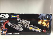 "+++ REVELL STAR WARS Y-Wing Fighter ""easykit"" 06699"