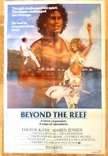 "Can a 16' Man-Eating Tiger Shark protect Black Pearls? ""BEYOND THE REEF"" poster"