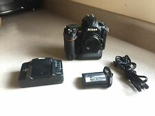 Nikon D D3x 24.5 MP Digital SLR Camera - Black (Body Only) 65k clicks!