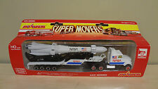 Vintage Majorette NASA Truck #600 Series in Package! Transports/Super Movers!