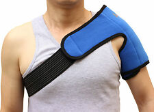 Reusable Hot Cold Gel Pack Heat Therapy Wrap Microwaveable Shoulder Pain Relief