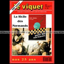 LE VIQUET N°75 SONNEUR DE CLOCHES, POISSON d'AVRIL, GILLES PERRAULT, ST NICOLAS