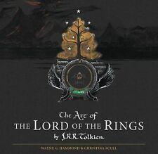 The Art of the Lord of the Rings by J. R. R. Tolkien  978-0544636347