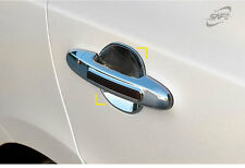 New Chrome Door Handle Catch Under Cover Molding D706 for Hyundai Santa Fe 06-12