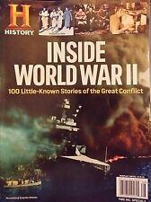 History **INSIDE WORLD WAR II **100 Little-Known Stories**  NEW UNREAD