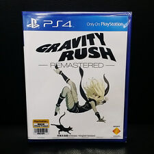 Gravity Rush Remastered (English subtitle) for PlayStation 4 [PS4] - US SELLER