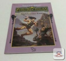 AD&D D&D Nightmare Keep Adventure Module FA2....(C6B5)