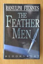 THE FEATHER MEN SIR RANULPH FIENNES SIGNED (1st/HB)