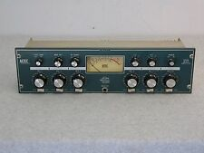 Vintage Altec Lansing 1592A, 5 Input Green Face Mixer Amplifier, Works!