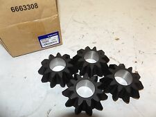 VOLVO VOE 6630855 4871334 FINAL DRIVE DIFFERENTIAL SIDE GEAR SET A20 A25 A30 OEM