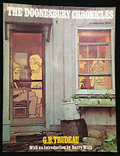 The Doonesbury Chronicles by G. B. (Garry) Trudeau, 1975 Comic Strip Collection