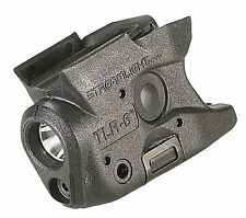 69273 Streamlight TLR-6 Subcompact Gun Mounted Light w/ Red Laser M&P Shield