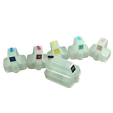 HP 177 HP177 3210/a 3310 8253 C5175 C5180 C6175 C6180 refillable ink cartridge