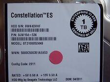 1TB Seagate ST31000524NS | P/N: 9JW154-536 | F/W: KD03 | 04/2011