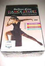 Madonna Grimes Dance Street Workout Collection DVD Set of 4 New