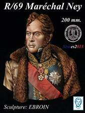 Alexandros Models Marshal Ney Resin Bust 1/10th Unpainted Kit