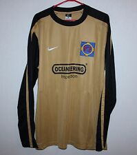 Celtic style football match worn shirt #6 Nike size L