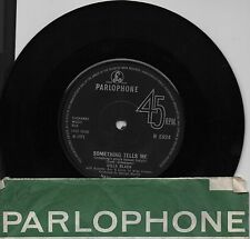"CILLA BLACK RARE 7"" SOMETHING TELLS ME"
