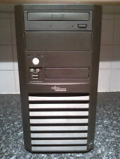 Fujitsu Siemens AMD Tower - CPU@2.2GHz - 1.25GB RAM - 80GB HDD - Vista Business