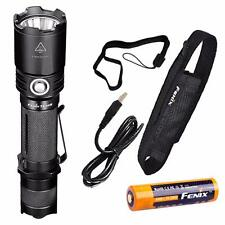 Fenix TK20R 1000 Lumen USB Rechargeable LED Flashlight w/ 2900mAh 18650