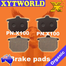 FRONT Brake Pads for HONDA CX 500 CA/CB/Z/A/B 1979 1980 1981