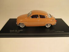 Trofeu MMNC36 Saab 96 brownbeige 1960 The Nordic Collection 1:43 MIB