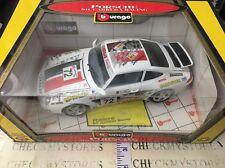 new Bburago  1/18 1993 Porsche 911 Carrera Racing Le Mans #72 Made Italy