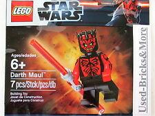 LEGO® Star Wars™ the Clone Wars = DARTH MAUL = Figur Neu&OVP TOY FAIR 2012