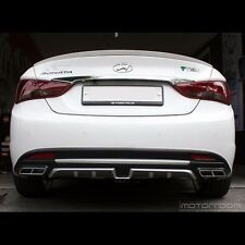 Rear Bumper Diffuser Guard Ver.2 For Hyundai Sonata YF 2010~2013