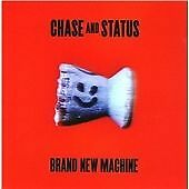 Chase and Status CD Album (2013) Brand New Machine (Recent Release)