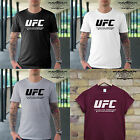 UFC ULTIMATE FIGHTING CHAMPIONSHIP T SHIRT MMA GYM BODYBUILDING TEE