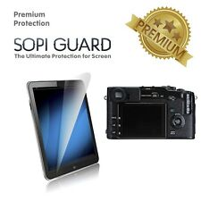 SopiGuard Premium Tempered Glass Screen Protector Fuji X-Pro1 XPRO1