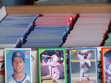 1991-1992 Fleer Ultra Baseball pick 50 cards finnish your set