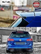 VW GOLF VII 7 R Variant 2012+ Heckspoiler Spoiler Ansatz Lasche Dachspoiler stru