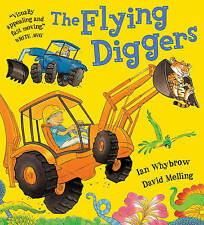 The Flying Diggers,GOOD Book