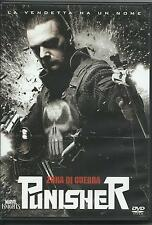 Punisher. Zona di guerra (2009) DVD