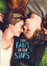 THE FAULT IN OUR STARS (DVD, 2014) - BRAND NEW DVD